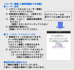 ユーザー登録最新